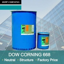 best sellig two component curtain wall silicone sealant from Dow Corning