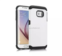 Hot sell sgp hybrid hard cover phone case for samsung galaxy S6 edge