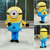 New adult advertising despicable me minion mascot costume