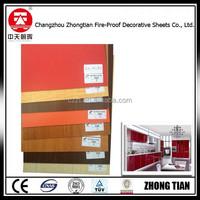 formica sheet hpl high pressure laminate/4*8/HPL/Compact laminate