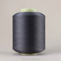 Dope dyed polyester draw textured yarn, DTY yarn, 50D-200D