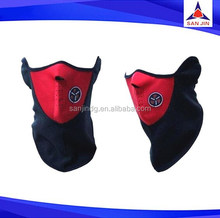 Haze resistant body protector face mask neoprene fabric custom made face mask