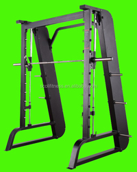 Precor Strength Smith Machine / Fitness Gym Equipment / Indoor Exercise Equipment /