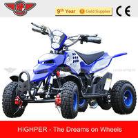 500W 36V Mini Electric 4 Wheeler, Electric Quad For Kids (ATV-10E)