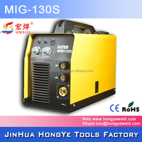 TIG/MMA/MIG best weld inverter welding machine with cable holder