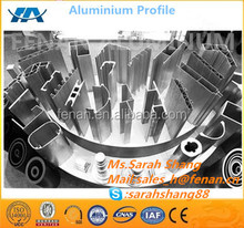 Aluminum factory, well cooperated with aluminium supplier johor bahru/industrial product with profile aluminium price
