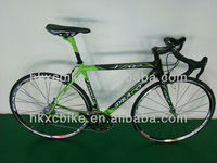 UD gloss carbon complete bike 54cm frame size/ cheap carbon fiber road bikes
