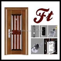 best quality cheapest price inner filling cardboard honeycomb door china door factory manufacturer directly steel securi