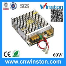 SC-60-12 60W 12V 4A high quality OEM Din Rail Switching Power Supply