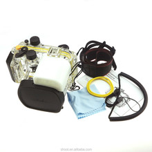 Underwater Camera Bags Diving Swimming Waterproof DSLR for Canon G15