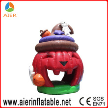 halloween inflatable haunted house,halloween inflatable
