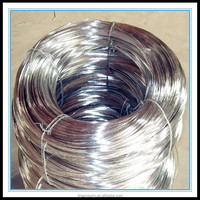 Corrosion resistance Hot galvanized iron wire