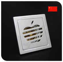 good price floor drain cover stainless steel floor drain with polished
