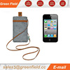 Mobile phone neck hanging bags,neck hanging phone bag