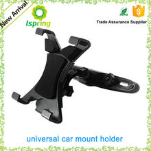 Latest High quality universal car tablet mount car headrest android tablet holder for tablet