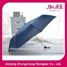 super light aluminum 3 fold umbrella foldable umbrella