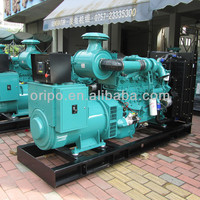 chinese diesel generator manufacturer in foshan guangdong with Brand-new cummins engine and generator had from 20kva to 1500kva