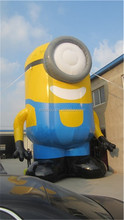 Inflatable Minions for advertising decoration