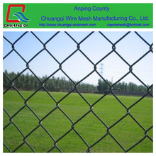 PVC Coated Frame Finishing and Fencing, Trellis & Gates Type CHAIN LINK FENCE