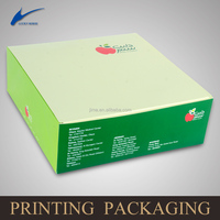 custom printed shipping boxes/hot sale customized paper box