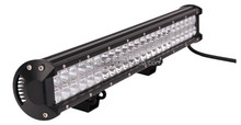 Waterproof Dual Row Spot&Flood Combo Driving Lamp Aluminum Alloy 144w Led Light Bar for 4WD Off Road