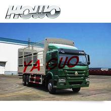 HOWO animal transport cargo truck ZZ1257M5841V