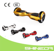2015 Wholesale 2 ruote scooter elettrico two-wheel Self balancing exlectric Scooter drift style smart balance scooter