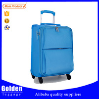 Fahionable trolley cases in sets small troley laptop bag cabin luggage