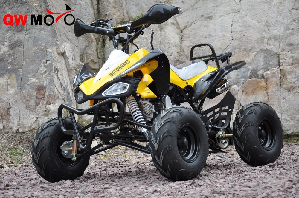 four wheelers 125cc quad 125cc sports atv with ce for sale buy 125cc atv quad bike sports atv. Black Bedroom Furniture Sets. Home Design Ideas