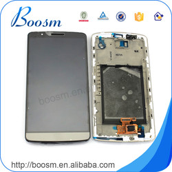 Mobile Phone Spare Parts replacement for lg g3 lcd ,5.5 inches for lg g3 d858 d855 d859 lcd touch screen