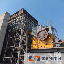 Zenith German technical road equipment with large capacity and ISO Approval