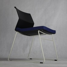 High Quality Plastic Waiting Chair With Cushion