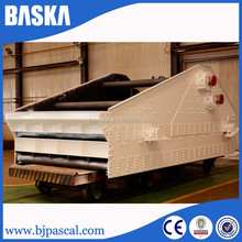 Different Sizes Linear Motion Vibrating Screen For Coal Mine