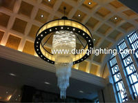 hanging crystal ceiling decoration light