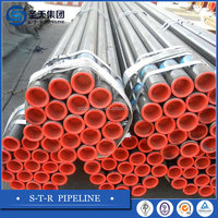 High quality ASTM 1.5 SCH 40/ schedule 40 gas pipe