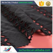 Cheap fabric supplier Design African chemical guipure lace white colour