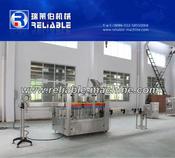 Automatic Drinking Water Filing Mineral Water Plant Cost