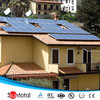 Wholesale new plastic europe market off-grid 5kw home solar system with low price