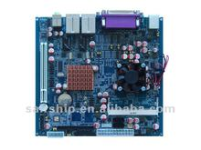 Embedded Intel Atom D525 Industrial Motherboard PD38M (1M Cache, 1.80 GHz)