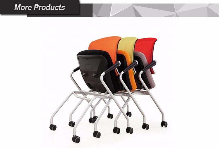 Escritório Cadeira de Plástico empilhável Cadeira Do Escritório de Design Cadeira Visitando