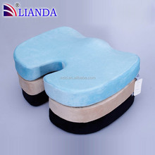 Simple Style Health Office and Car Memory Foam Seat Cushion
