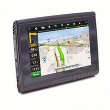 2015 5 inch wholesale china motorcycle gps navigation motorcycle and Automotive Use waterproof gps navigator