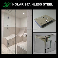 High quality glass shower door holder