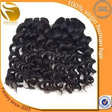 KaiFa hotsale virgin human pro style hair products