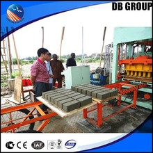 Hot Sale for Construction and Real Estate!!! Direct Factory Price Concrete Automatic Brick Making Machine QT4-25