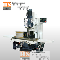 New design Bed milling machines with low price Powerful milling machine
