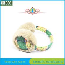 fashion baby fleece ear muffs