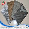 china manufacturer building material SBS asphalt roll for roof waterproof membrane