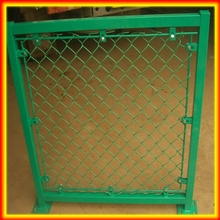 used chain link dog kennel runs/ 1 inch chain link dog kennel fencing / 5x5 chain link fence