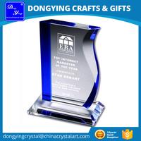 crystal award stand trophy award crystal award plaques